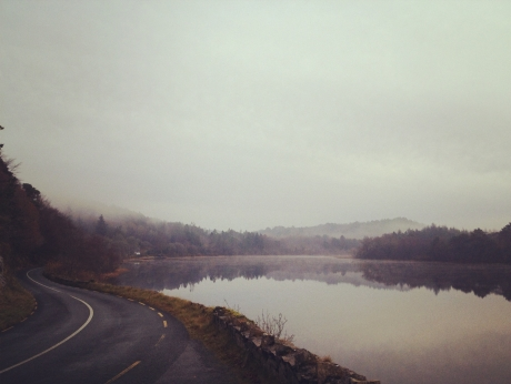 Mists on Loughgill